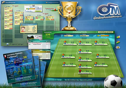Online Fussball Manager (OFM) 3
