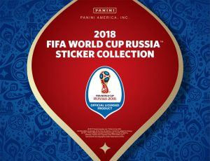 panini wm 2018 sticker