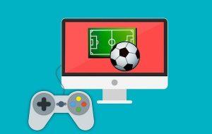Virtual Bundesliga auf der Spielekonsole