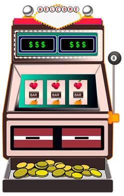 Wettkonto Bonus Vergleich auch bei Spielautomaten im Casino
